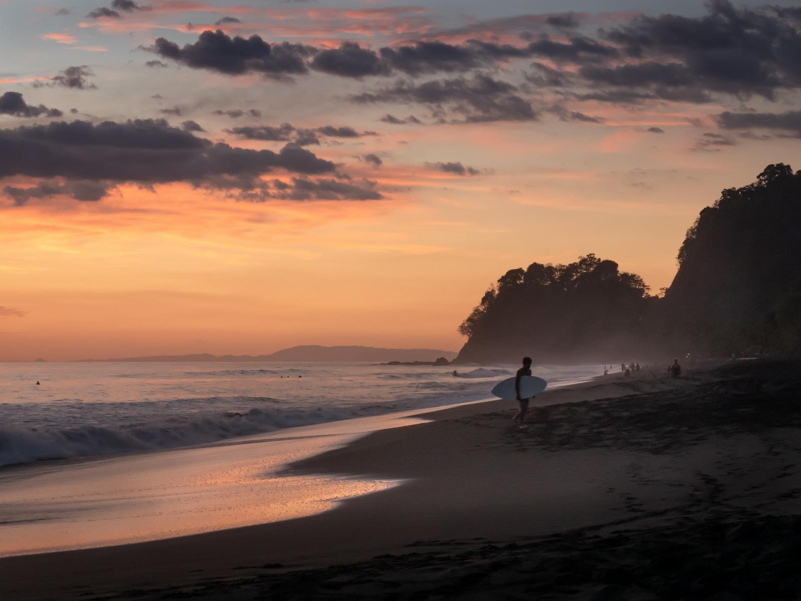 Jacó beach, Costa Rica